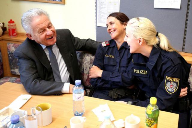 Alt-Landeshauptmann Dr. Josef Pühringer