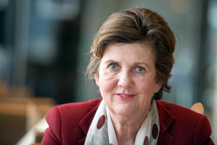 Helga Rabl-Stadler für Academia Superior