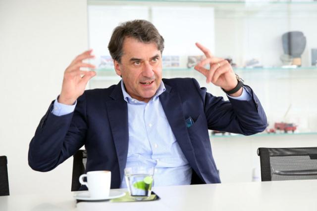 DI Stefan Pierer, CEO KTM für Chefinfo