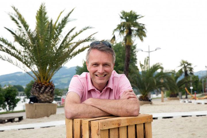 Klaus Oberleder, ORF