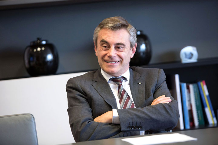 Heinrich Schaller, RLB