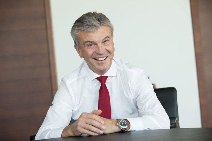 GD DDr. Werner Steinecker, CEO Energie AG