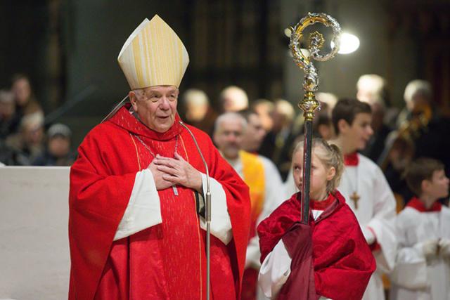 Bischof em. Maximilian Aichern für Diözese Linz