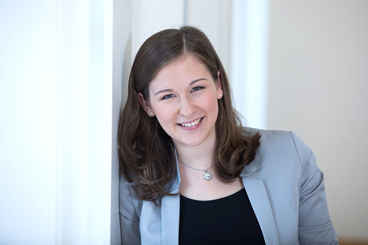 Claudia Plakolm für Junge ÖVP OÖ