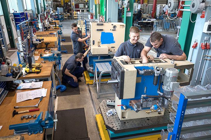 Feature für Eisenbeiss GmbH