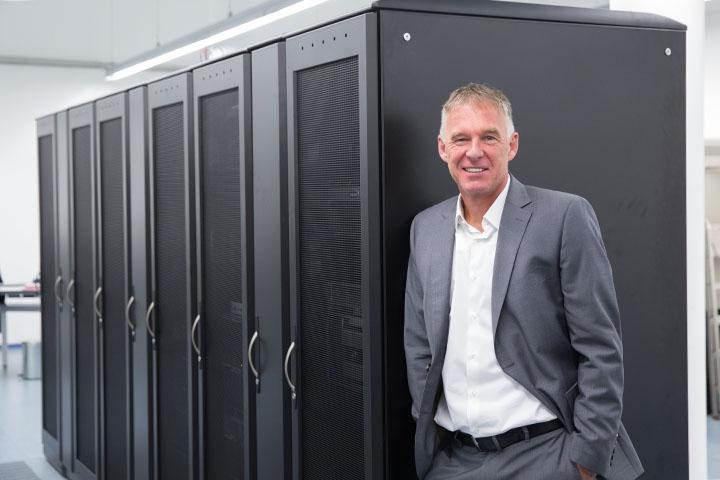 VD Dr. Andreas Kolar für Energie AG