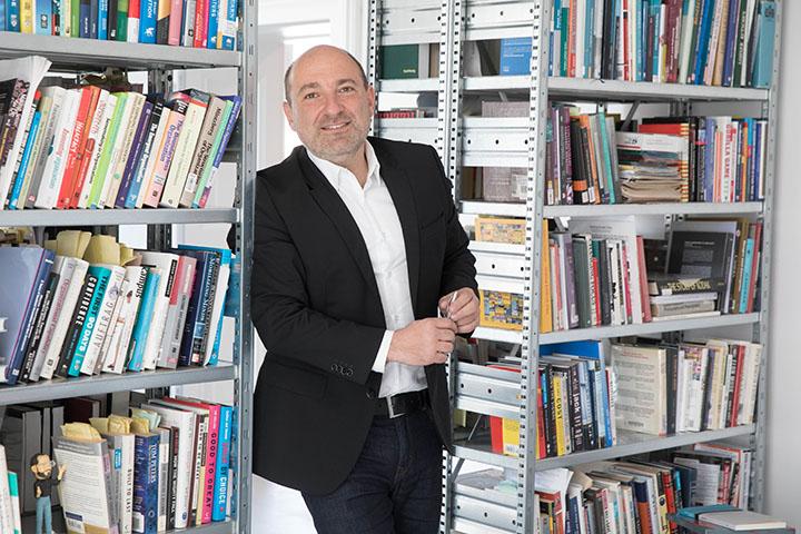Univ.-Prof. Michael Shamiyeh für Chefinfo