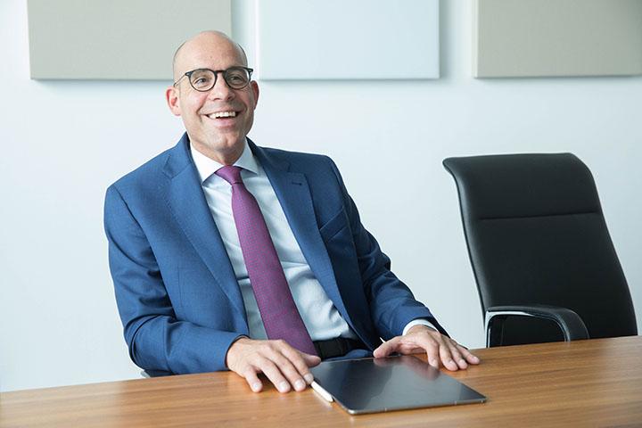 CEO Axel Kühner, Reiner AG für Chefinfo