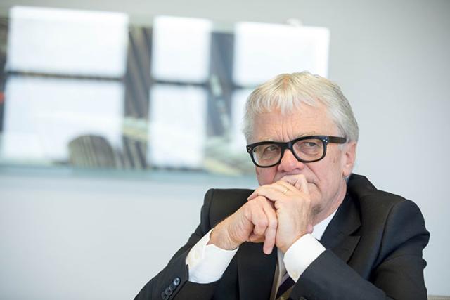 CEO Wolfgang Eder für DATUM