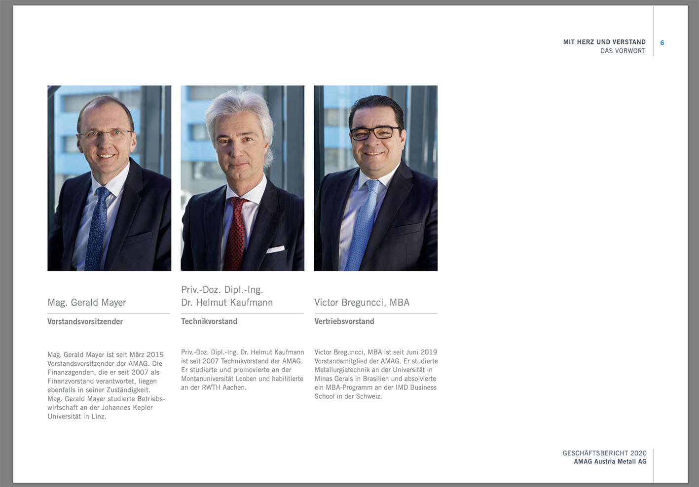 AMAG AG _ Geschäftsbericht