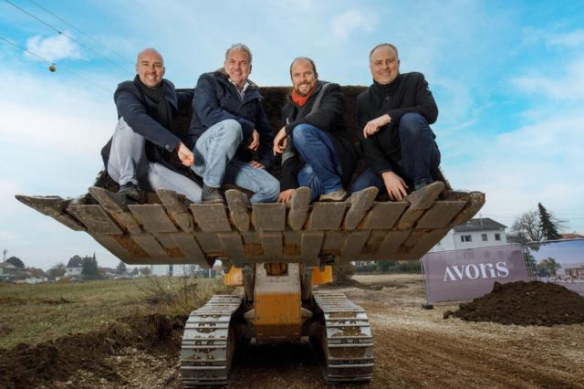 Spatenstich Avoris GmbH