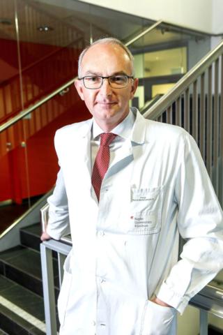 Primar Bernd Lamprecht, KUK Linz