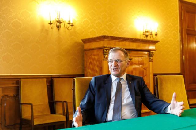 LH Thomas Stelzer, ÖVP OÖ
