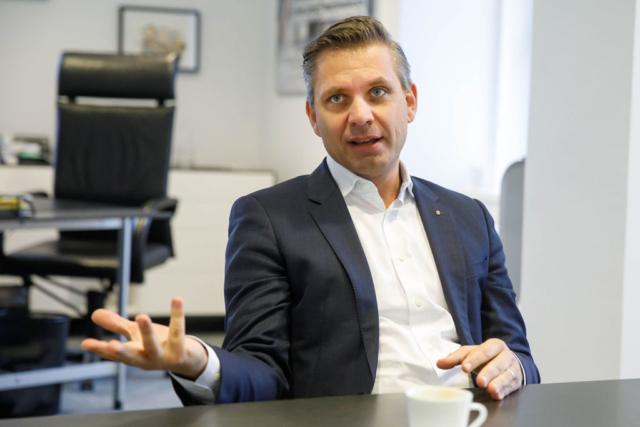 OÖVP LGF Wolfgang Hattmannsdorfer