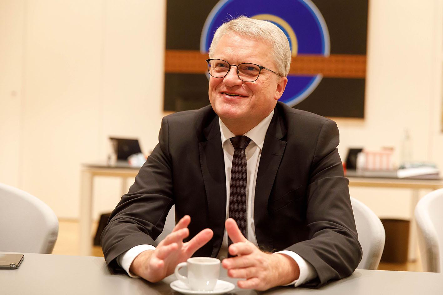 Linzer BGM Klaus Luger