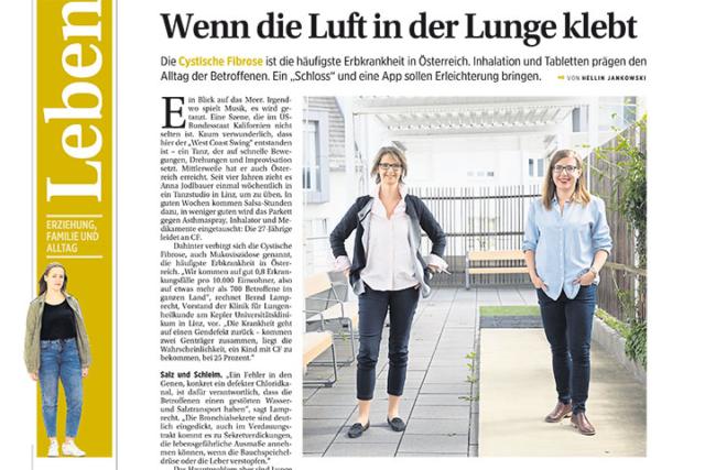 """Clipping """"Die Presse am Sonntag"""""""