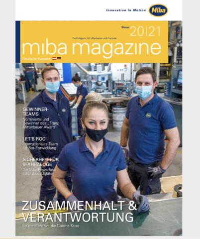 MIBA AG Magazin
