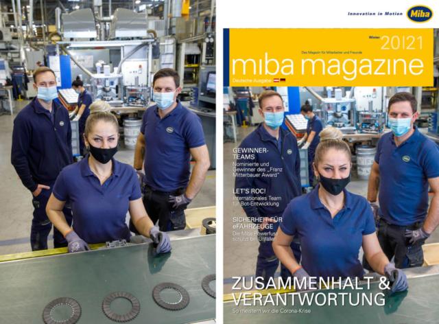 Miba Magazin