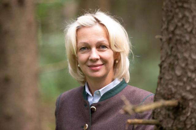 Forstdirektorin DI Elfriede Moser