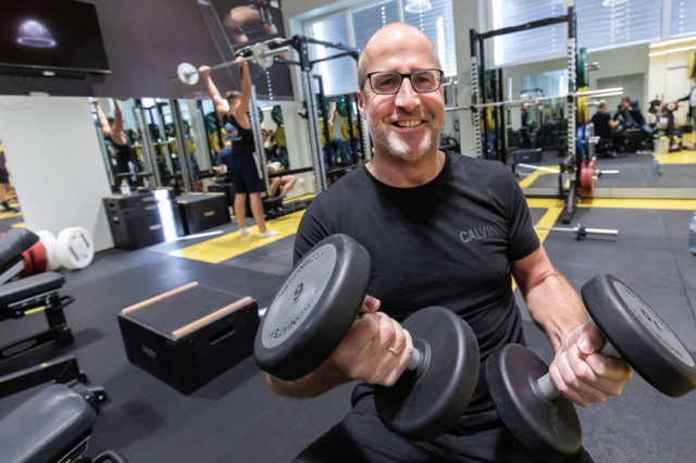 Sportdirektor Gerhard Rumetshofer