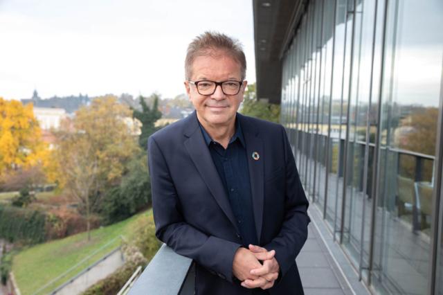 Minister Rudi Anschober