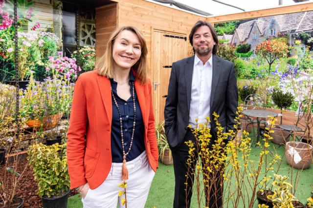 Bellaflora Geschäftsführer Patricia Schweiger-Bodner und Mag. Franz Koll