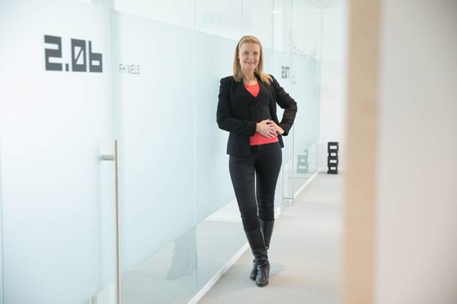 Christina Haas für Chefinfo