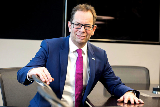 VKB CEO Christoph Wurm