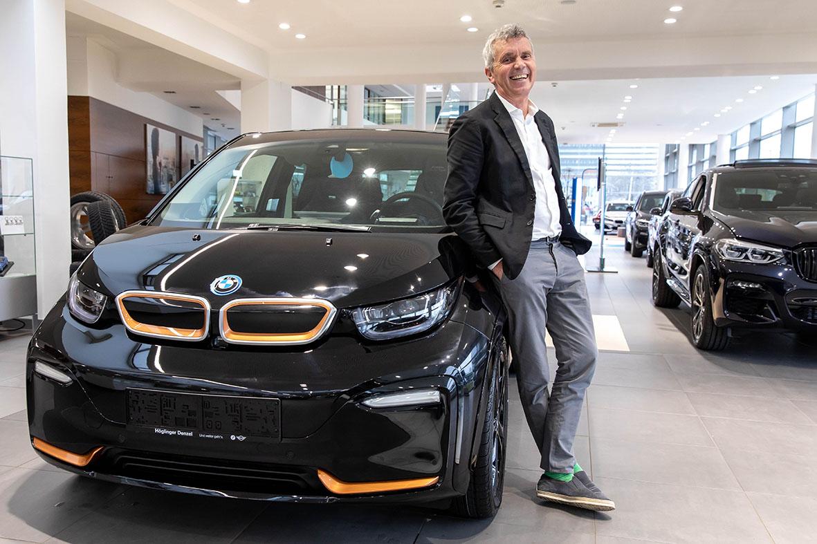 Michael Schmidt, Höglinger BMW