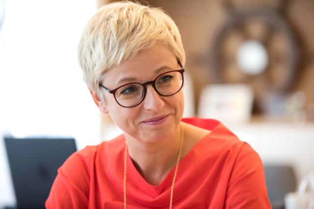 Wirtschaftskammer Präsidentin Doris Hummer