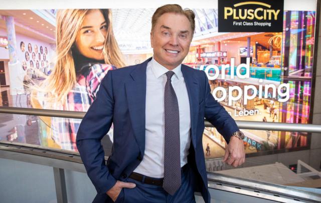 PlusCity CEO Ernst Kirchmayr