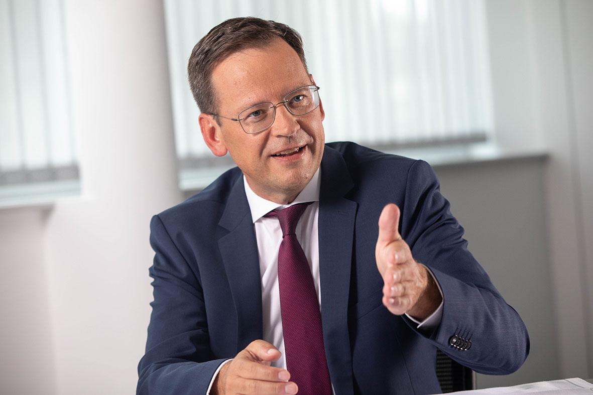 HYPO OÖ GD Klaus Kumpfmüller