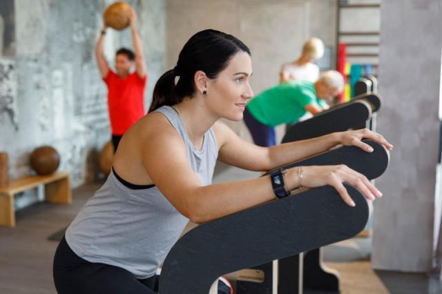 Das Hantelfrei _ Fitnessstudio
