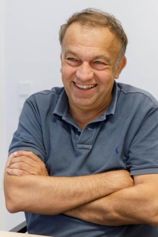 Meinhard Lukas, Rektor JKU Linz